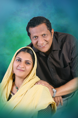 Adv. Rasheed Ali P N – IRS & Mrs. Najma Rasheed Ali